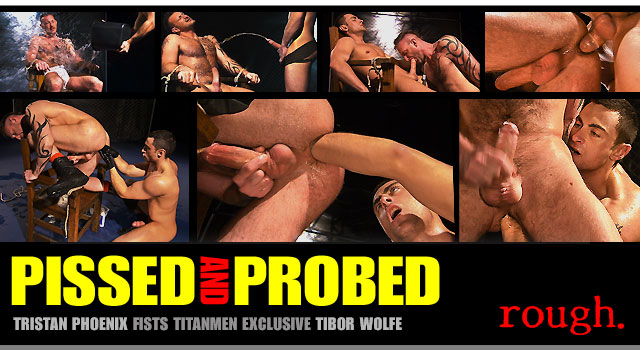 Pissed and Probed: Scene 2