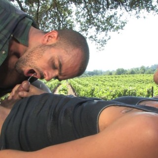 Drenched In Piss County - Chris Porter and Damien Crosse