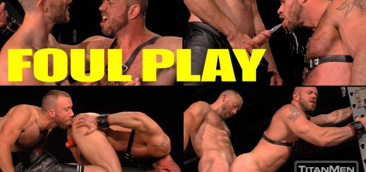Piss Play: Nick Prescott & Matt Stevens
