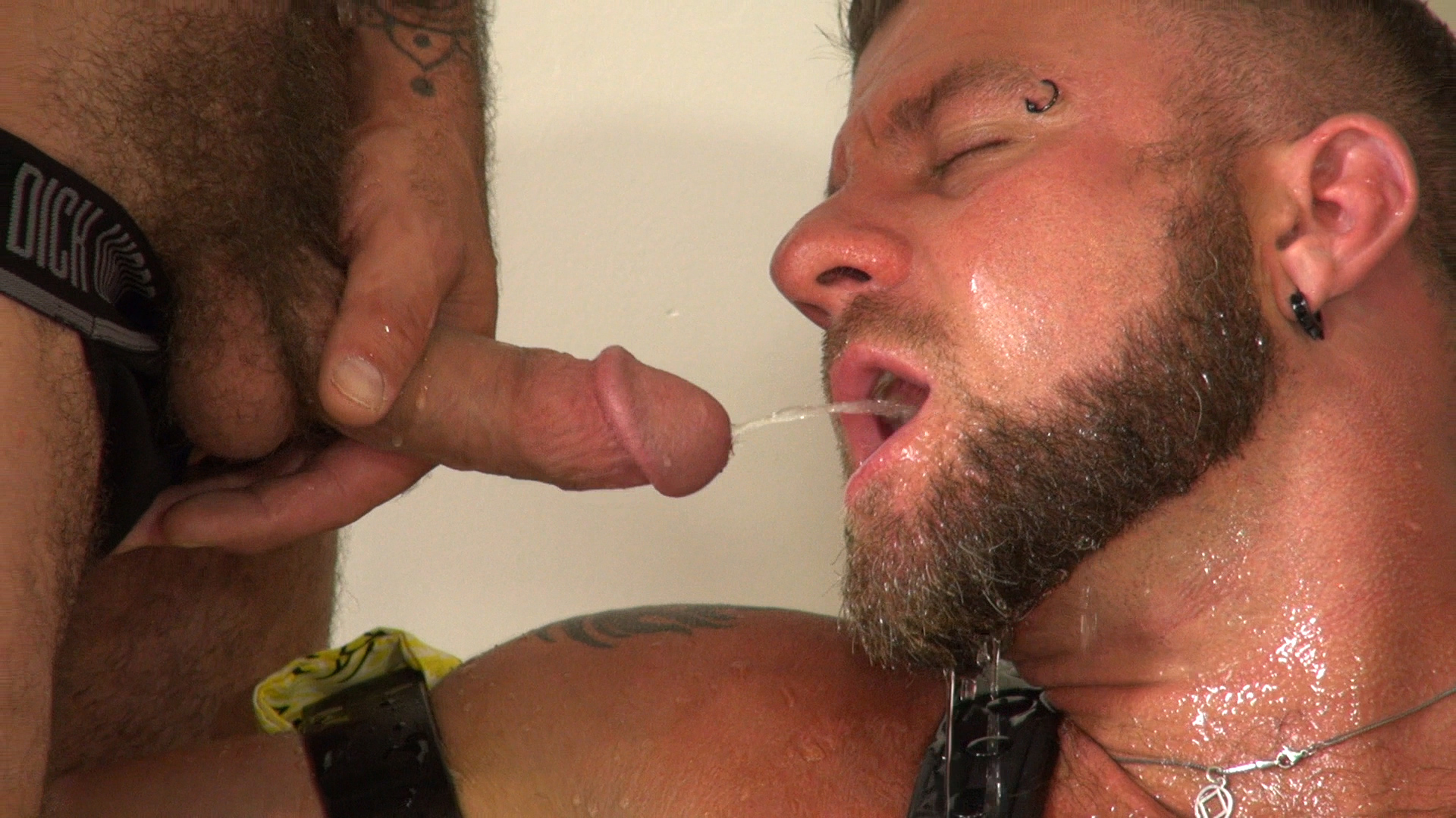 Spitting best rated gay porn