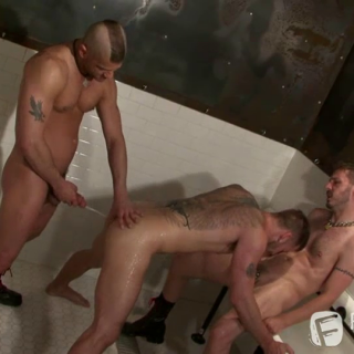 Indecent Encounters - Tony Buff, Chris Yosef, Preston Steel