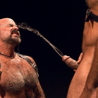 Leather and Piss - Scene 1