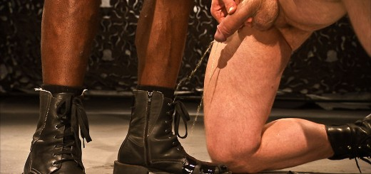 Leather and Piss - Scene 2