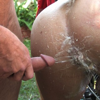 Wet Muscle Pigs: Scene 2
