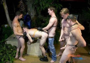 Piss, Orgy, Boots and More Bareback