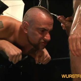 Pissing with Matthieu Paris