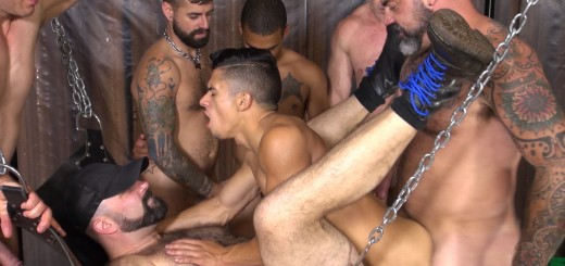 Big Cocks Wet Sling Part 2