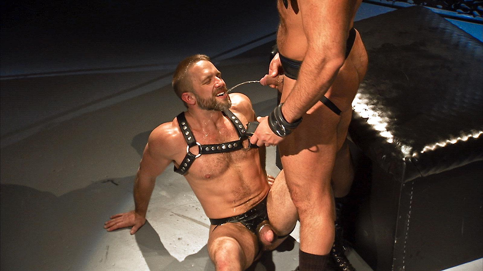 Gay bondage titan men porn