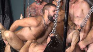 Wet Piss Experiment - Scene 1