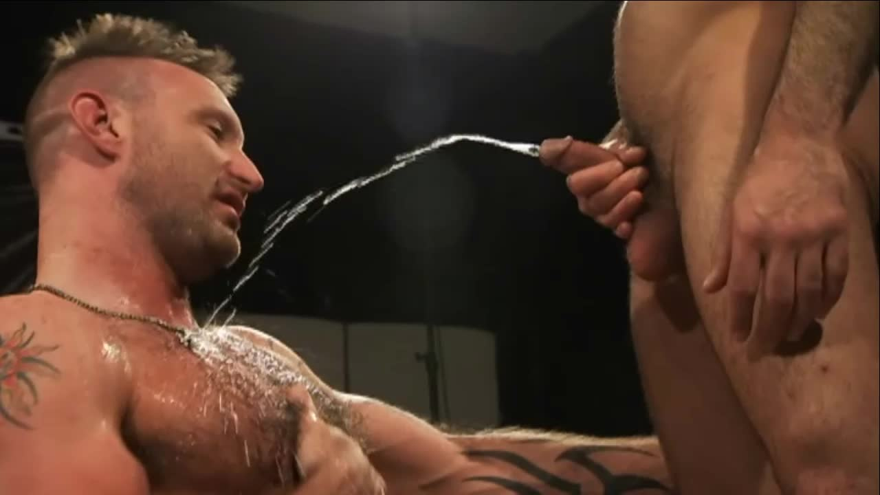 Adam Ruso Porn adam russo and tibor wolfe | gay pissing porn - gay-pissing