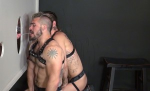 Glory Hole Fuck And Piss Fest - Part 1