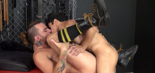 Armond Rizzo and Lukas Cipriani - Scene 2