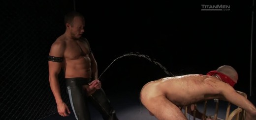 Piss Pigs: Ethan and Xavier
