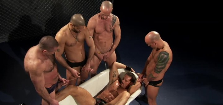 Chase Alters, Clay Donovan, Colin Steele, Peter Axel, Tony Buff - Part 1