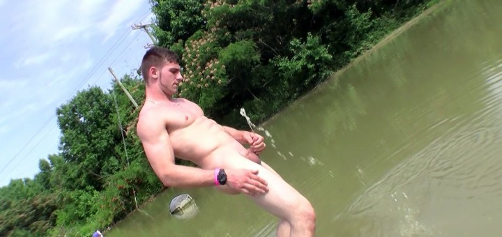 Elijah Knight - Outdoor Piss