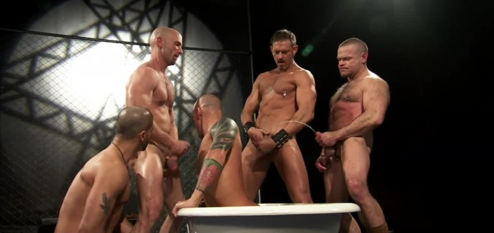 Chase Alters, Clay Donovan, Colin Steele, Peter Axel, Tony Buff - Part 3