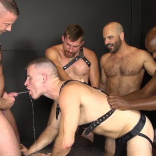 Big Dick Piss And Fuck Orgy