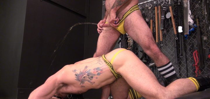 Piss Pigs: Scotty Rage and Aarin Asker