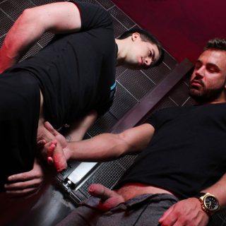 Piss N' Sex: Logan Moore and Brute Club