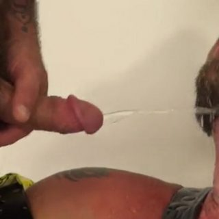 Daddy Piss: Christian Matthews and Scotty Rage