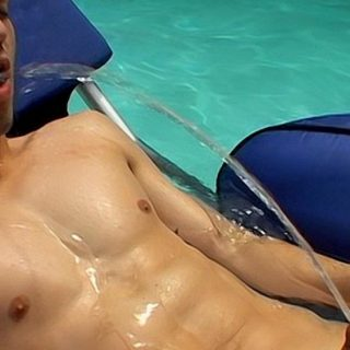 Kaleb Scott Pissing In The Pool