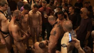 Dirk Caber's Piss Party