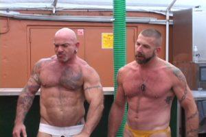 Bareback Piss Pigs: David and Marcelo 6