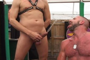 Bareback Piss Pigs: David and Marcelo 2
