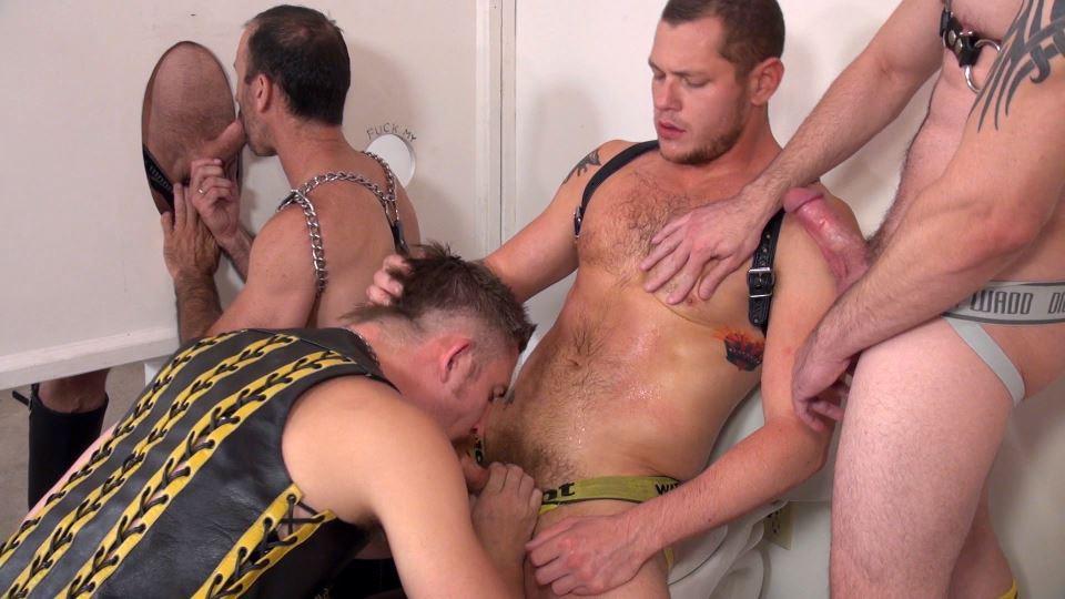 Blue Bailey's Piss Orgy