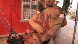Bareback And Piss: Jake Wetmore and Jay Dupree 5