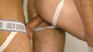 Pissing Guys: Sebastian Rios and Rok Rangel 5