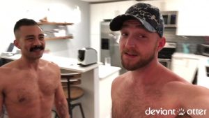 Piss & Fuck With Deviant Otter 2
