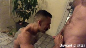 Piss & Fuck With Deviant Otter 5