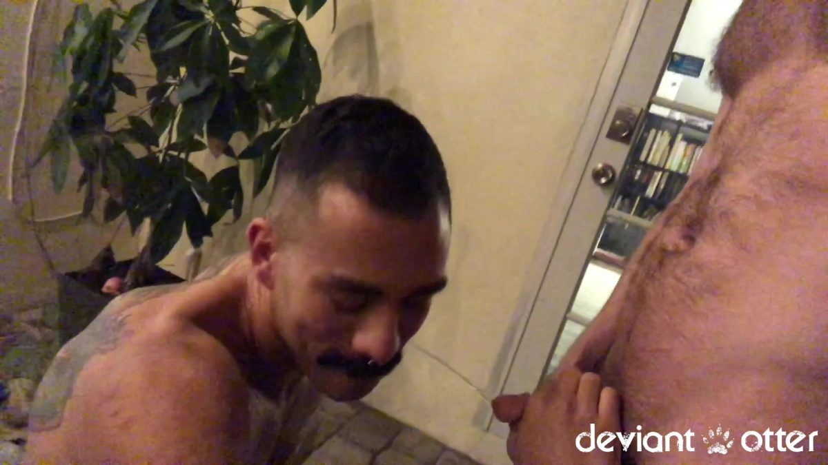 Piss & Fuck With Deviant Otter 1