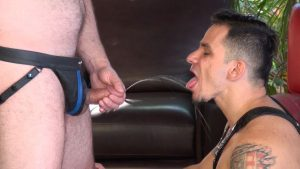 Bareback And Piss: Boy Fillmore, Hans Berlin and Diego Tovar 2