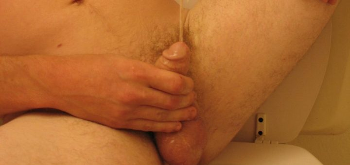 Gay Pissing Twink Enjoys His Own Piss 12