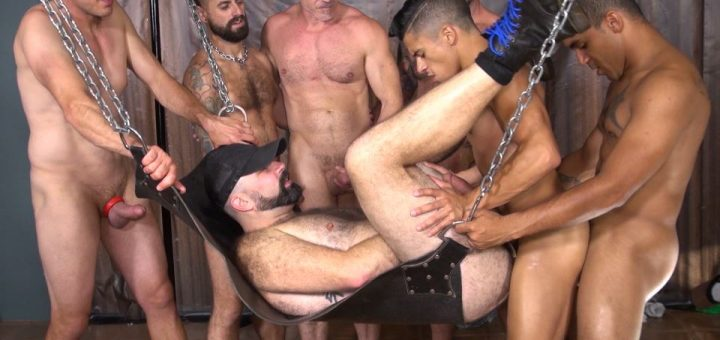 Sam Dixon – Piss Gang Bang: Part 2 10