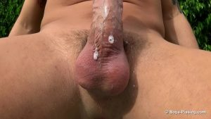 Brandon Wilde - Piss & Cum 2